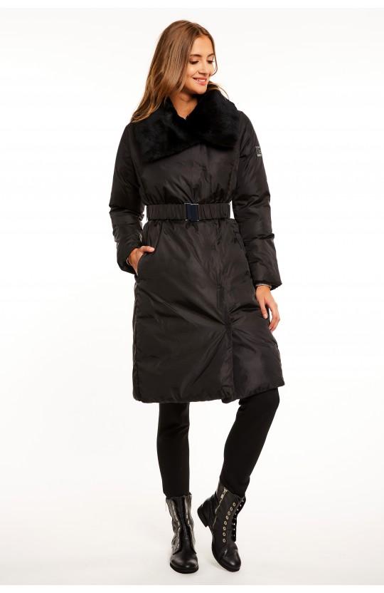 Kurtka zimowa w kolorze czarnym, 247