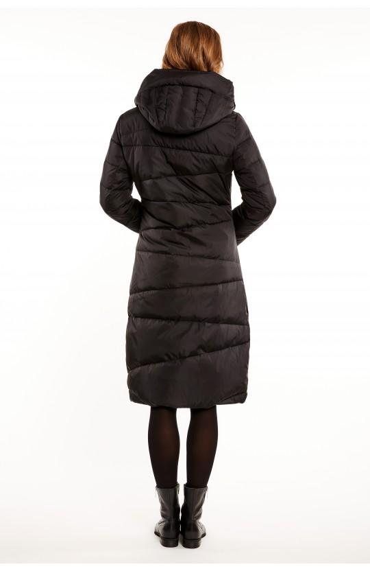 Kurtka zimowa w kolorze czarnym, 252